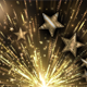 Golden Stars and Particles - VideoHive Item for Sale