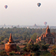 Hot Air Balloons over Bagan 3 - VideoHive Item for Sale