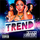 Music Trend CD Cover - GraphicRiver Item for Sale