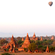 Hot Air Balloon over Bagan - VideoHive Item for Sale