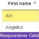 Responsive Grid