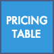 Pricing Table Responsive