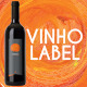 Vinho Wine Label - GraphicRiver Item for Sale