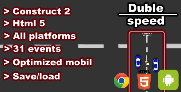 Duble speed - CodeCanyon Item for Sale