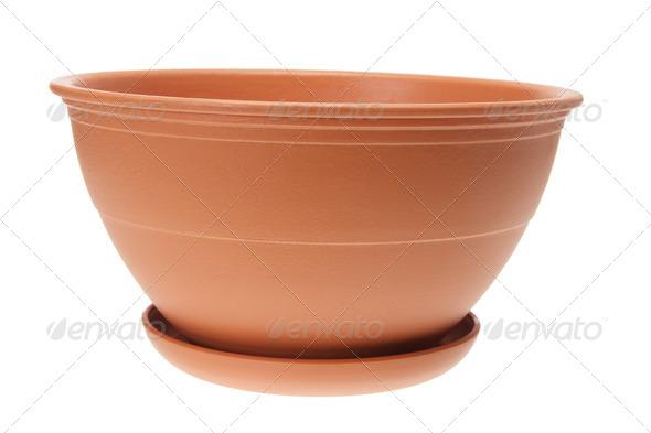 Flower Pot - Stock Photo - Images