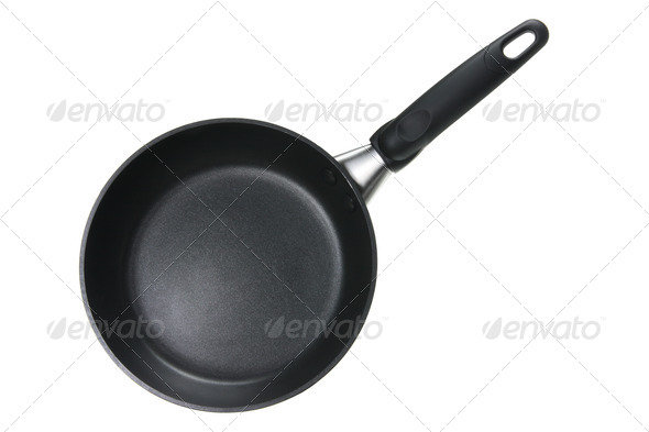 Frying Pan - Stock Photo - Images