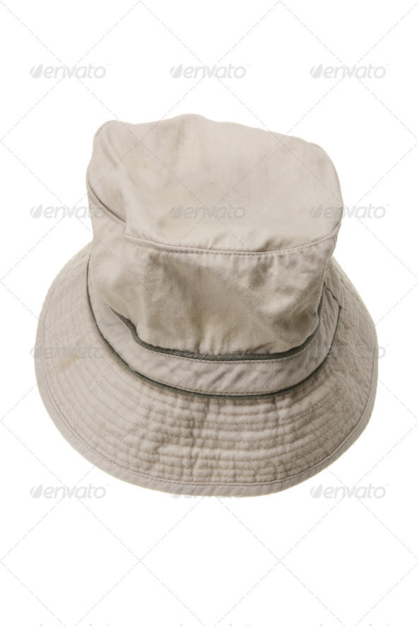 Canvas Hat - Stock Photo - Images