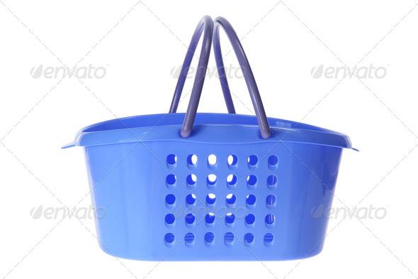 Shopping Basket - Stock Photo - Images