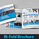 Corporate Marketing Bi-Fold Brochure - GraphicRiver Item for Sale