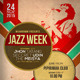 Jazz Retro Flyer / Poster - GraphicRiver Item for Sale