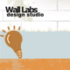 Wall Labs Grunge Style Design template Nulled