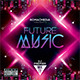 Future Music CD Cover - GraphicRiver Item for Sale
