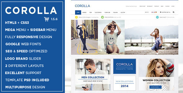 Corolla - Music Store Responsive OpenCart Theme - Shopping OpenCart