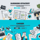 Flat Design Business Concepts  - GraphicRiver Item for Sale