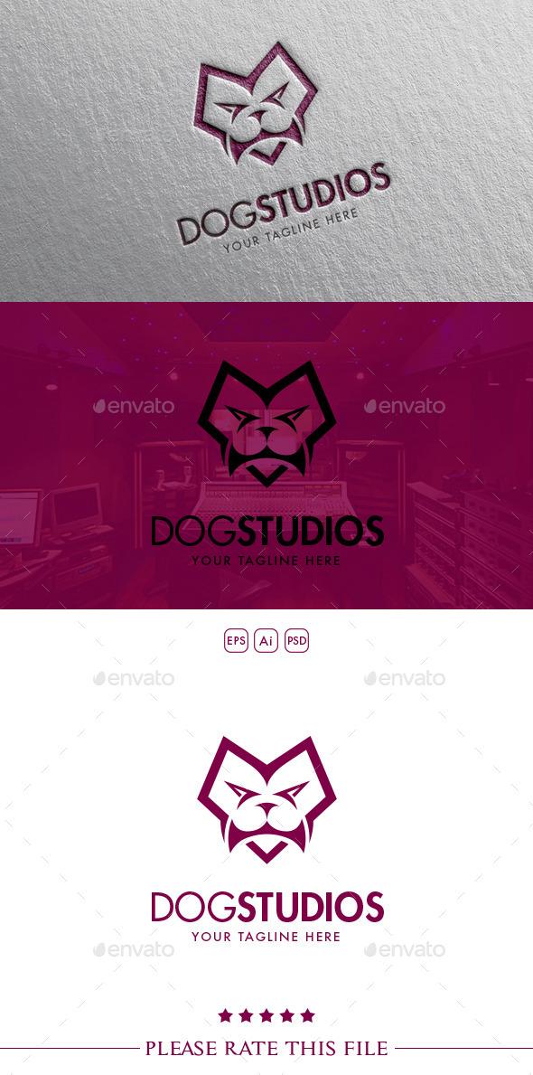 Dog Logo - Animals Logo Templates