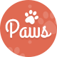 Paws - Friendly Animal Hotel HTML Template - ThemeForest Item for Sale