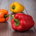 Sweet Peppers On The Table - PhotoDune Item for Sale