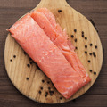 Salted Trout On The Hardboard - PhotoDune Item for Sale
