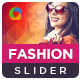 Fashion Slider - GraphicRiver Item for Sale