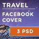 Travel Facebook Timeline Cover - GraphicRiver Item for Sale