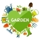 Garden Design  - GraphicRiver Item for Sale