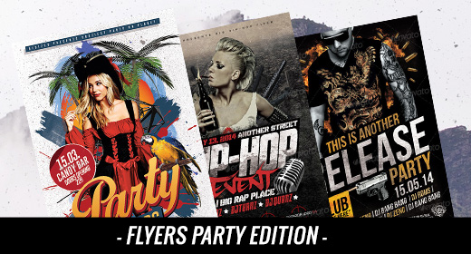 FLYERS PARTY EDITION