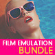Film Emulation: Actions and Textures Bundle  - GraphicRiver Item for Sale