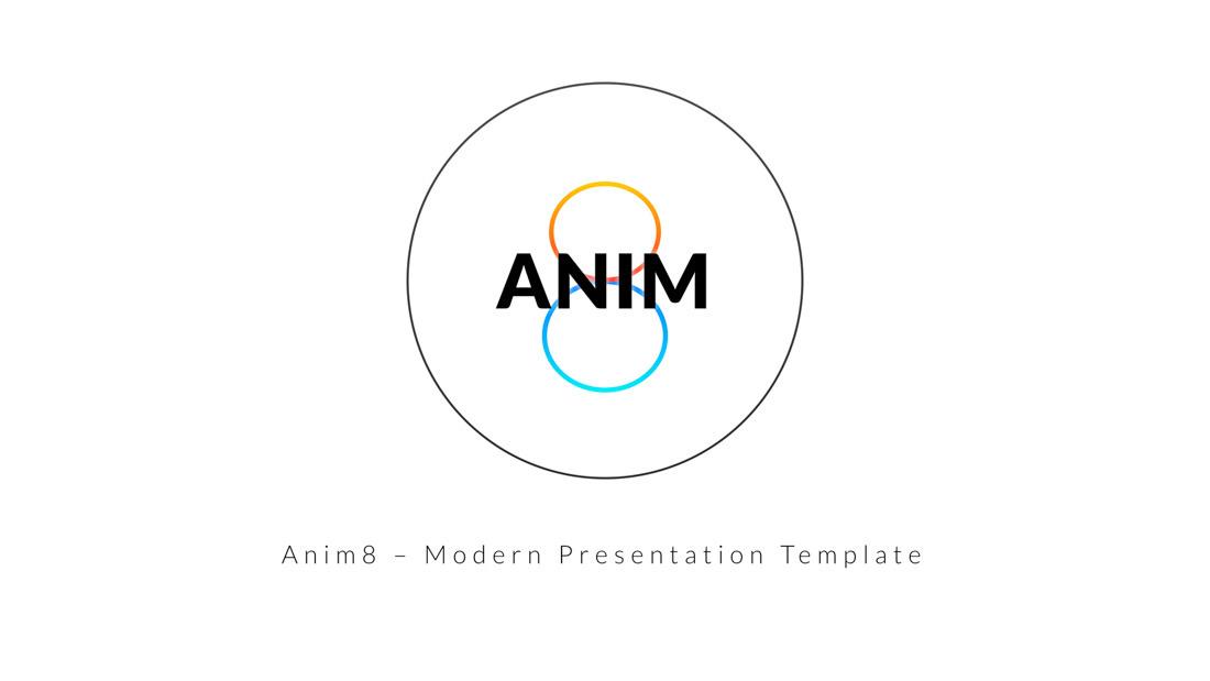 Anim8 – Keynote Presentation Template by Visonic | GraphicRiver