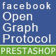 Add Facebook Open Graph Protocol Meta Tags and Optional Metadata to Prestashop