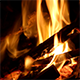 Campfire at Night 2 - VideoHive Item for Sale