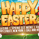 Happy Easter Facebook Cover Template Nulled