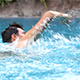 Man Swimming in the Pool 3 - VideoHive Item for Sale
