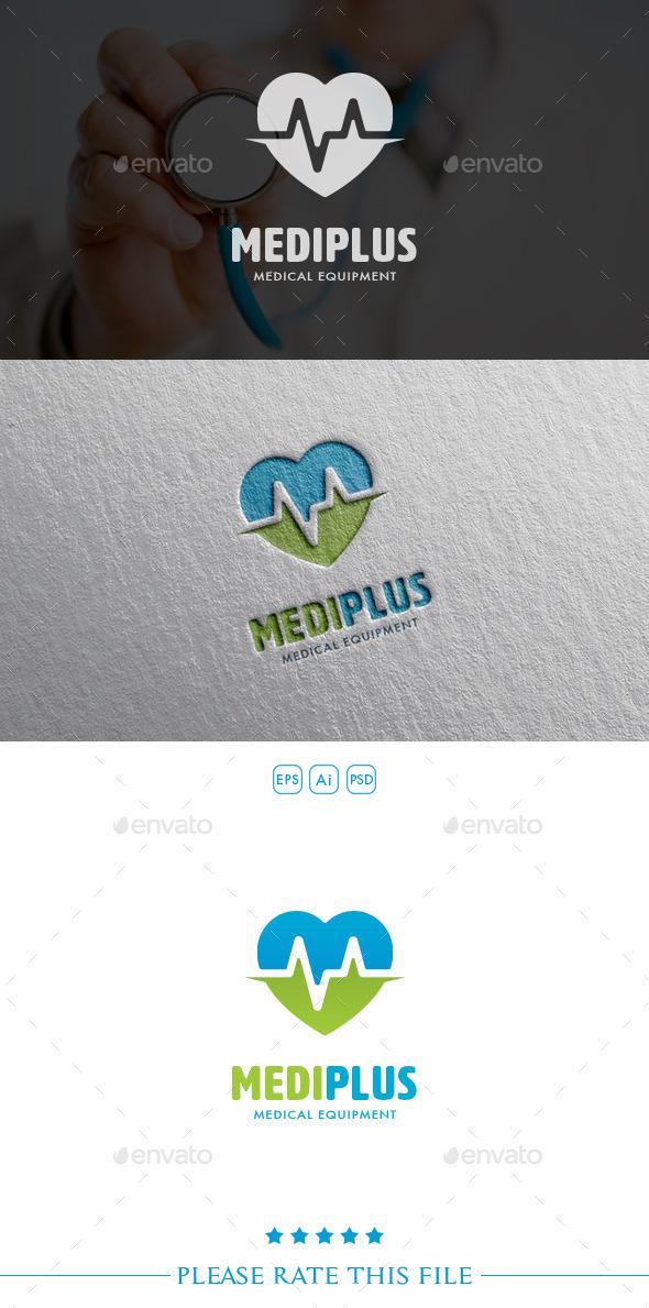 Medical Logo - Symbols Logo Templates