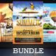 Summer - Flyers Bundle [Vol.2] - GraphicRiver Item for Sale