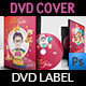 Birthday Party DVD Template Vol.2