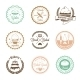 Bakery Badges  - GraphicRiver Item for Sale