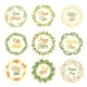 Easter Wreaths  - GraphicRiver Item for Sale