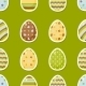 Easter Pattern  - GraphicRiver Item for Sale