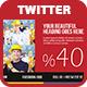 Multipurpose Twitter Header