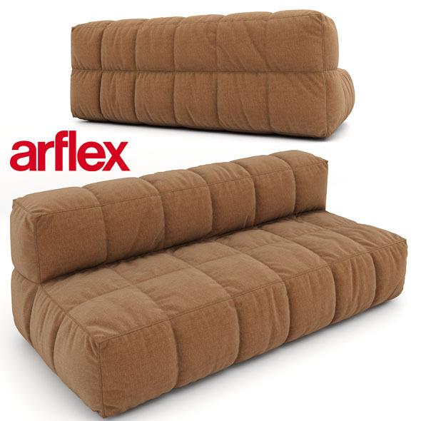 Arflex sofa - 3DOcean Item for Sale