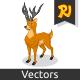 Deer Cartoon - GraphicRiver Item for Sale