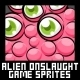 Alien Onslaught - Game Sprites - GraphicRiver Item for Sale