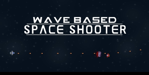 Wave Based 2D Shooter - CodeCanyon Item for Sale