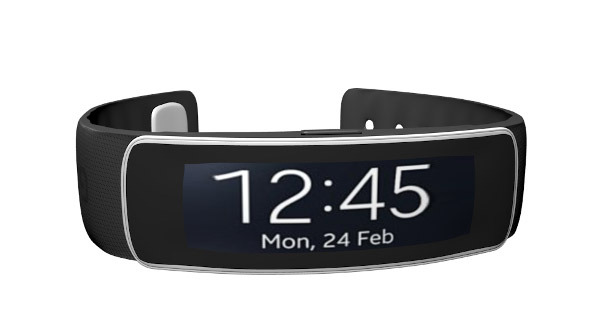 Samsung Gear Fit - 3DOcean Item for Sale