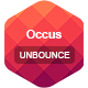 Occus - Unbounce Template - ThemeForest Item for Sale
