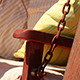 Terrace and Swing on the Beach - VideoHive Item for Sale