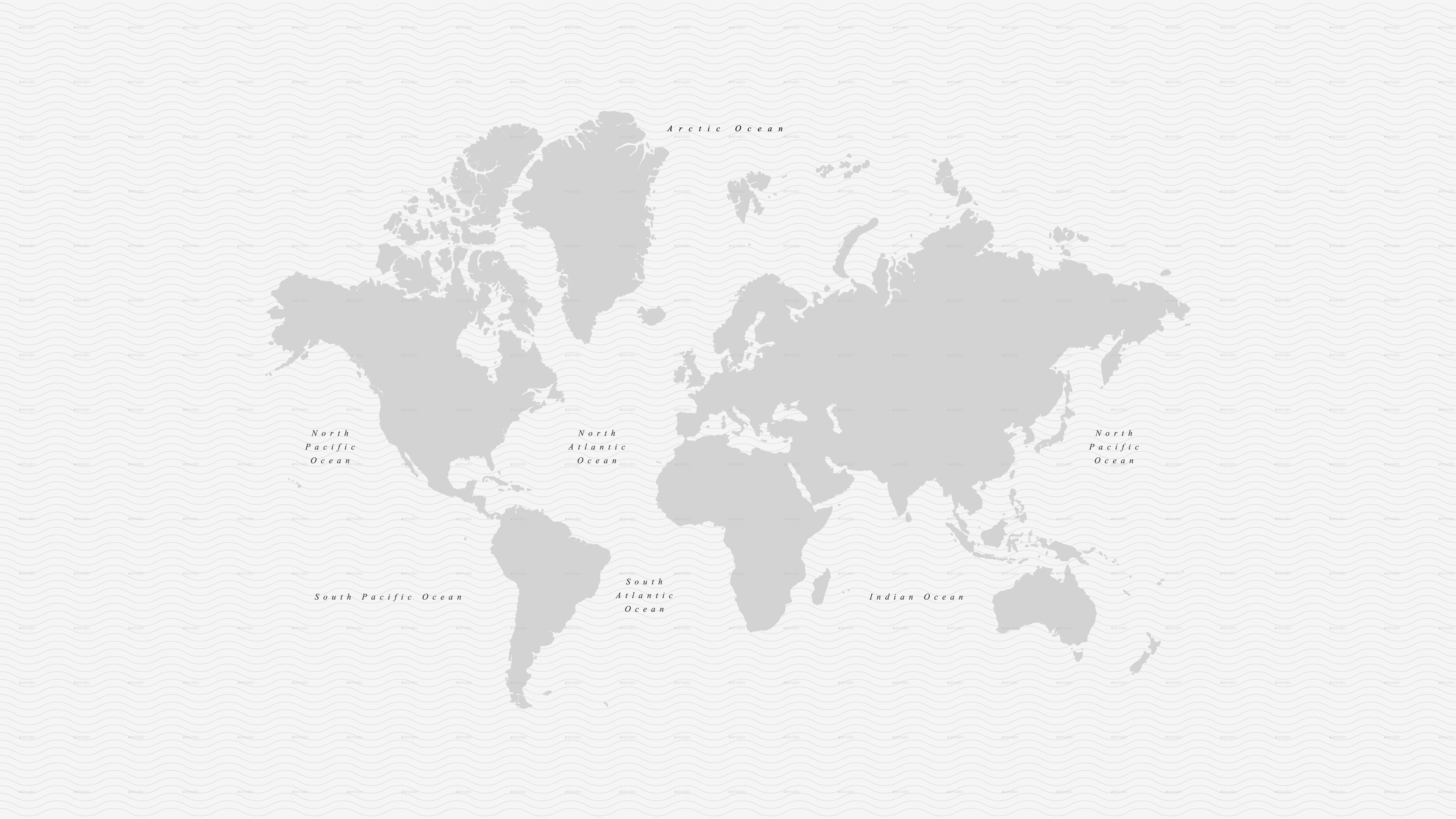 World map by ramss3s graphicriver previewg world map 1g gumiabroncs Image collections