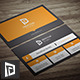 Creative & Minimal Business Card - GraphicRiver Item for Sale