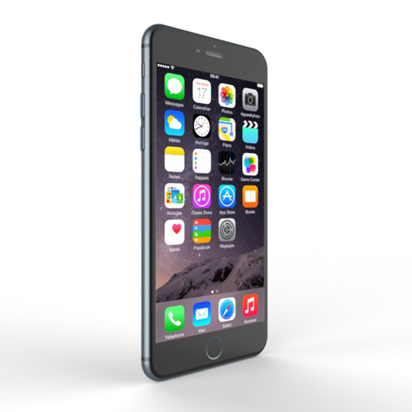 Iphone 6 Plus - 3DOcean Item for Sale
