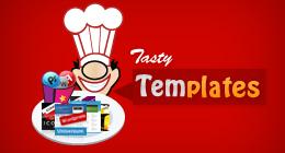 Tasty--><--Templates